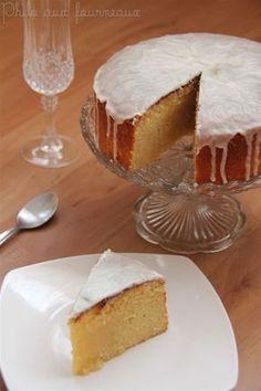 Je n'arrête pas de me demander pourquoi j'ai attendu si longtemps pour faire ce gâteau. Il circule sur les blogs depuis un moment, ça fa...