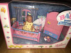 Baby born miniworld Zapf In Ovp in Spielzeug, Puppen & Zubehör, Babypuppen & Zubehör | eBay!