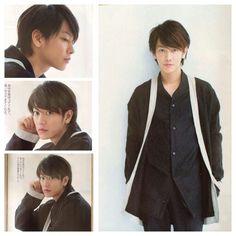 Satou san... so cool I like that style nice (^_^)