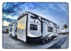 Toy Hauler Trailers, Recreational Vehicles, Camper, Campers, Single Wide