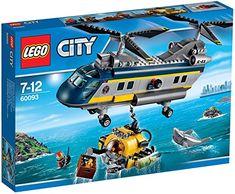 Lego 60093 - City Tiefsee-Helikopter » LegoShop24.de