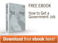 How to get a government job - FREE ebook