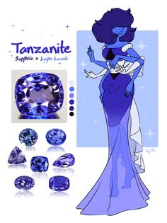Probably the most beautiful fusion I have seen <3