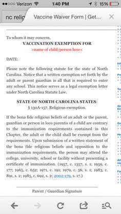 a725c41f5496b2cdf3b49f6620e63a8e--letters-autism-awareness Vaccination Exemption Letter Template on homestead letter, annulment letter, concession letter, objection letter, claim letter, deferral letter, mandate letter,