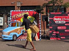Cambridge Carnival: Greetings from sunny Kendall Square. DiscoverKendallSq....