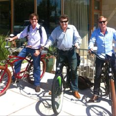Getting around SXSW will be getting easier on Pedego electric bikes!