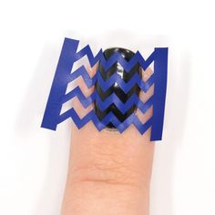 Football Ties Vinyl Nail Decals Stickers By CutecraftycreationUT - How to make vinyl nail decals with cricut