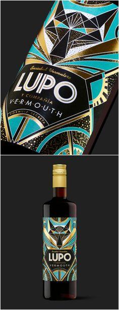 Design Agency: Moruba Brand / Project Name: Lupo Location: Spain Category: #wine #spirit