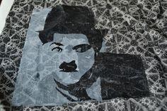 Lille Gitte Charlie Chaplin, Batman, Superhero, Fictional Characters, Art, Art Background, Kunst, Gcse Art, Art Education Resources
