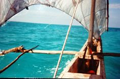 Paul Frankowski at the helm of a Felucca Zanzibar Dhow in construction Deck of Dhow Dhow Mombasa Dhow Rig Fishing dhow. Mombasa, 8 September, Sailing, African, Ocean, Outdoor Decor, Ww2, Boats, Ships