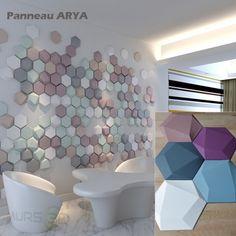 Panneau Mural 3d, 3d Panels, Design Reference, Decoration, Feng Shui, Bath Mat, 3 D, Sweet Home, Arquitetura