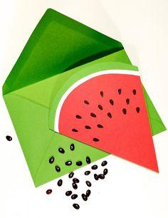 Watermelon per Mail - blog.hellomime.eu