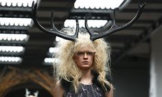 Antlers at Topshop - cool deer costume inspiration