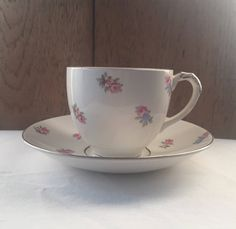 A personal favorite from my Etsy shop https://www.etsy.com/ca/listing/517036179/vintage-chintz-teacup-english-rose