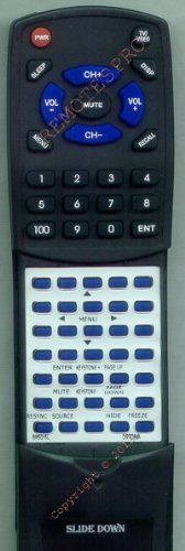 OPTOMA Replacement Remote Control for 2412, BR5015L, EP7150 by Redi-Remote. $29.95. This is a custom built replacement remote made by Redi Remote for the OPTOMA remote control number BR5015L. *This is NOT an original  remote control. It is a custom replacement remote made by Redi-Remote*  This remote control is specifically designed to be compatible with the following models of OPTOMA units:   2412, BR5015L, EP7150  *If you have any concerns with the remote after pu...
