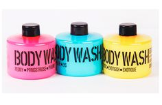 """Stackable """"Body Wash"""" available on: http://www.simplecastle.com/product-details.asp?id=1095"""