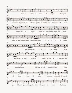 All of Me - John Legend Part 3