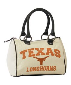 Take a look at this Natural Texas Tryout Satchel on zulily today!