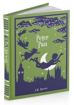 Peter Pan. I actually have this addition. I love this book, it is very fun and imaginative. It is amazing how well Barrie captured a child's imagination and thought process.