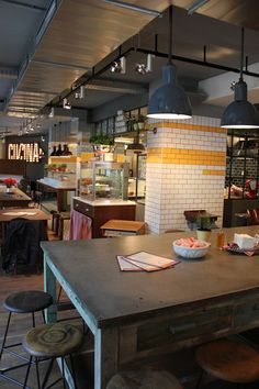 LOSTERIA italian restaurant DiPPOLD Munich 09 L'OSTERIA italian restaurant by DiPPOLD Innenarchitektur GmbH, Munich