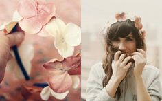 DIY Your Own Floral Crown!