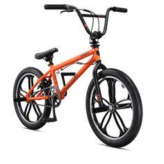 Mongoose Legion Mag Wheel 20 Freestyle Bike - Orange