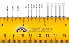 how to read a tape measure - Bing images Reading A Ruler, Tape Reading, Metric Conversion Chart, Ruler Measurements, Blind Repair, Tape Measure, Woodworking Tips, Things To Know, Sewing Hacks