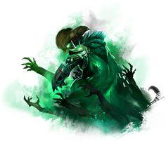 Necromancer   Guild Wars 2