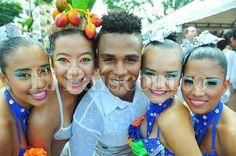 Zoom al Salsódromo: detalles de la fiesta más colorida y rumbera de la Feria de Cali