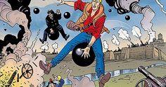 Martin Mystère comics il detective dell'impossibile sulla scia di un narratore di storie fant