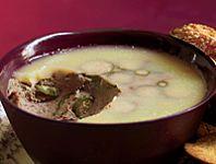 Creamy Chicken-Liver Mousse Recipe