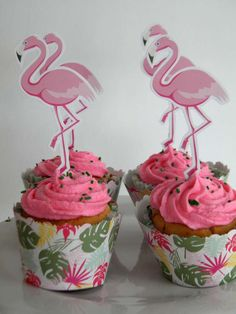Flamingos Birthday Party Ideas | Photo 13 of 27