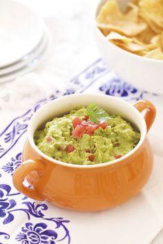 Epicurean Mom: Spicy Guacamole {Secret Recipe Club}