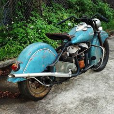 Just-right 1948 74-inch Indian Chief