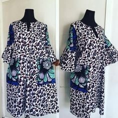 This is so dressy! Lightly stoned already Short African Dresses, Latest African Fashion Dresses, African Print Dresses, African Prints, Short Dresses, Ankara Skirt And Blouse, Ankara Dress, African Wedding Attire, African Attire