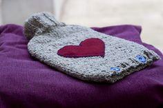 Ravelry: Warm Wishes Hottie Cover pattern by Helen Stewart