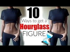 10 Ways to Get an Hourglass Figure (Summer Body Goals) Summer Body Goals, Summer Body Workouts, Home Exercise Routines, At Home Workouts, Gym Routine, Hourglass Figure Workout, 10 Minute Workout, Weight Loss Before, Fitness Magazine