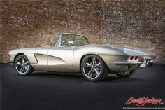 The 2016 Barrett-Jackson Palm Beach auction comes to town on April and 44 Corvettes are consigned. Here are some of our favorite Corvettes for sale: Old Corvette, 1962 Corvette, Chevrolet Corvette, Chevy, Abandoned Cars, Collector Cars, Hot Cars, Sexy Cars, Custom Cars