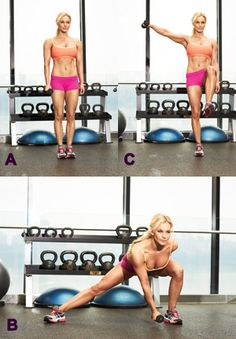 The Secret to a Killer Core Muscle and Fitness Hers