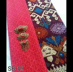 Kain Batik Prada + Embos