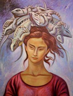 raul anguiano paintings - Google Search