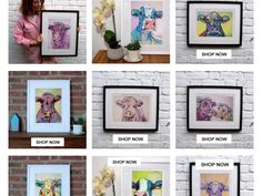 Only a few days left of the exhibition! Thank you to everyone who's been in 😏 If you want to have a browse online & order yourself a MOOTIFUL print, you can find my website here! Shop Now, Gallery Wall, Website, Frame, Day, Artist, Picture Frame, Frames, A Frame