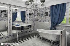 Łazienka styl Glamour - zdjęcie od Homeemotions.architects - Łazienka - Styl Glamour - Homeemotions.architects