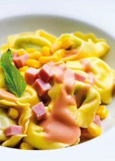 Salada de ravioli