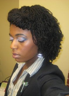 Try this trendy #twists #naturalhairstyle  Loved By NenoNatural!