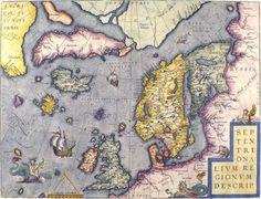 Fyrstu Islandgeroir a kortum, Finland, 1570