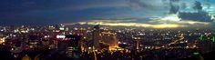 Skye Jakarta at Night