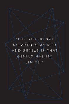 Albert Einstein's 30 Greatest Quotes #refinery29 http://www.refinery29.com/2016/03/105723/albert-einstein-quotes#slide-9 ...