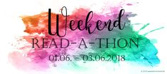 Der Lesemarathon geht in die 4. Runde. Wer ist von Euch dabei?  Hier könnt Ihr Euch anmelden:   https://katisbuecherwelt.de/2018/05/17/lesemarathon-weekend-read-a-thon-anmeldung-4/ #ReadaThon #Lesemarathon #katisbuecherwelt