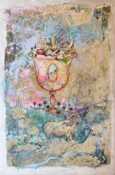 """""""Cup of Blessing"""" by Michoel Muchnik, Brooklyn, New York //  // Imagekind.com -- Buy stunning fine art prints, framed prints and canvas prints directly from independent working artists and photographers."""